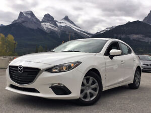 2014 Mazda Mazda3 GX-SKY Hatchback | LOW KMS | FUEL EFFICIENT