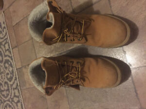 Timberland Boots Men's Size 11 Great Condition
