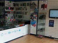 Phone repair & Accessories shop for sale in Kent