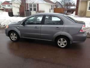 2010 Aveo    DEAL OF THE DAY!   $1500 Good safety and plates