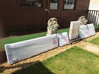 Radiators job lot.. Collection only..