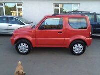 LOW MILES LONG MOT SUZUKI JIMNY JLX 2004