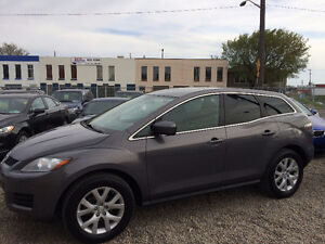 2008 MAZDA CX-7, ALL WHEEL DRIVE, SUNROOF, INSPECETD, VERY CLEAN