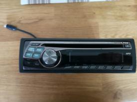 Car radio stereo unit ALPINE CDE-9843R