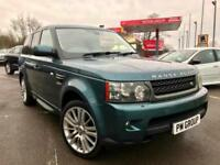 2010 Land Rover Range Rover Sport HSE 3.0TDV6 Auto **Nav - Reverse Cam - FSH**
