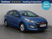 2013 HYUNDAI I30 1.6 CRDi Blue Drive Active 5dr Estate