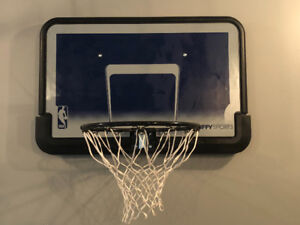 Basketball Backboard and Rim Combo