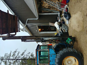 3 Point Hitch Forklift Mast for tractor