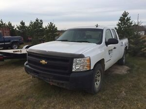 Parting Out 2009 Silverado LS 4x4