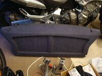 Renault Clio Williams 1.8 16v RSI MK1 - Stealth Parcel Shelf with JBL GTO 6x9""