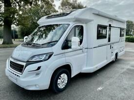 Bailey Autograph 75-2 for Sale Four Berth Two Seatbelts 3500kg Gross Weight
