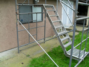 STAIRS FOR SCAFFOLD