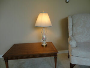 Vintage Victorian Trophy Style Table Lamp w/Pink Roses Kitchener / Waterloo Kitchener Area image 5