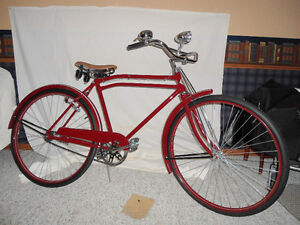 1938 CCM bicycle-restored London Ontario image 1