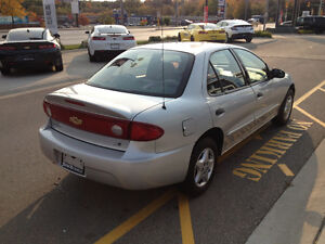 """""""LOW KMS LITTLE TO SAFETY!"""" 2004 Chevrolet Cavalier Sedan London Ontario image 7"""