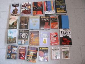 livres   francais et anglais