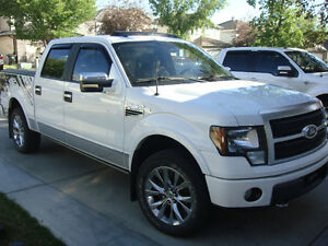 NEED CASH FINAL PRICE  ....2009 F150 PLATINUM EDTION....MUST SEE