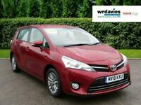 2018 Toyota Verso VALVEMATIC ICON MPV Petrol Manual