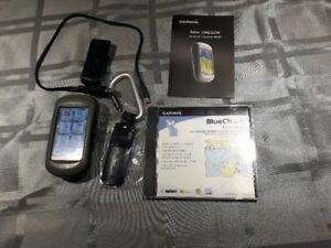 Garmin Oregon 300 GPS marin