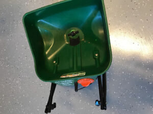 Scotts Seed spreader new condition