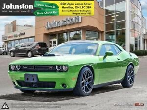 2017 Dodge Challenger R/T Shaker  - Leather Seats - $149.46 /Wk