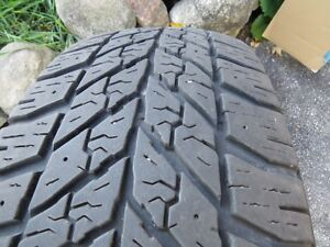 4 GM Winter Tires on Rims - Reduced Cambridge Kitchener Area image 5