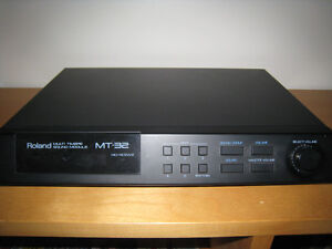 MT32 MULTITIMBRE SOUND MODULE