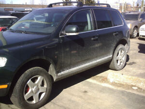 2004 Volkswagen Touareg SUV, WARRANTY-FINANCING AVAILABLE