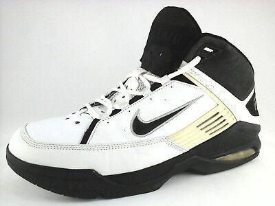 Nike Max Air Force 310103 101 EUC 2004 Men's Shoes Sneakers US 13 UK 12 EU 47.5