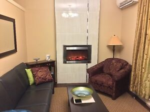 Fully Furnished One Bedroom Executive Suite - Short Term