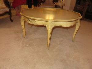 FRENCH PROVINCIAL COFFEE TABLE London Ontario image 1