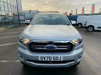 2020 Ford Ranger Pick Up Double Cab XLT 2.0 TDCi 170 Double Cab Pick-up Diesel M