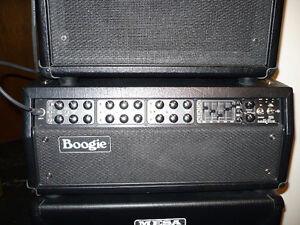 Mesa Boogie mark V head and Rectifier 2X12 cab