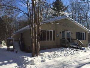 2 Bedroom duplex for rent with a great back yard in kentville