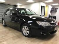 Subaru Impreza 1.5 Sports 4x4 Black WARRANTY 12 MONTHS MOT FULL SERVICE HISTORY