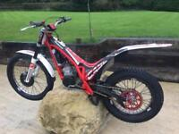 2013 Gas Gas TXT Pro 125cc Trials Bike