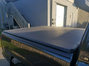 Extang snap roll up tonneau