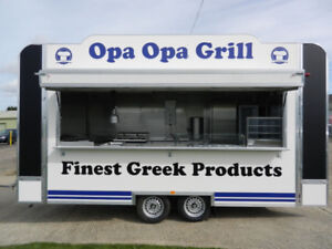 ~$$14 Foot A&R Food Catering Trailer ~$$