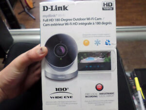 ksq D-link Full HD 180 Degree Outdoor Wi-Fi Camera for sale