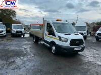 2017/17 Ford Transit 350 L5 14FT Dropsider