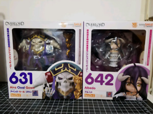Nendoroid Overlord Set of 2