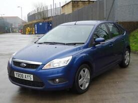 Ford Focus 1.6TDCi 110 ( DPF ) Style 08 2008