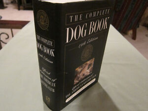Complete Dog Book 19th Ed American Kennel Club($45.95 Retail)$10