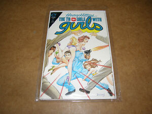 Revue Comique (Anglais) Heavy Hitters The Trouble With Girls -8$