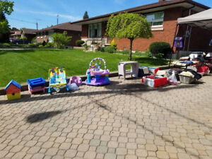 yard sale  11 logan st. st. catharines sat. may 26th. 8am to2pm