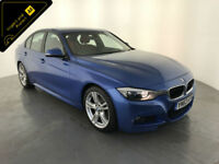 2013 63 BMW 330D M SPORT AUTO DIESEL SALOON 1 OWNER BMW HISTORY FINANCE PX