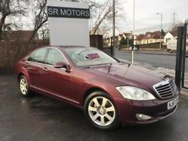 2007 Mercedes-Benz S320 3.0TD 7G-Tronic S320 CDi(TOP SPEC,GOOD HISTORY)