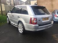 Range Rover Sport REDUCED TO CLEAR