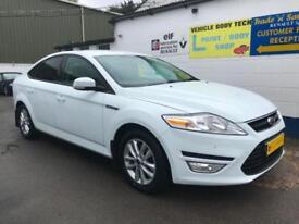 2012 Ford Mondeo 1.6TDCi 115ps ECO ZETEC - White