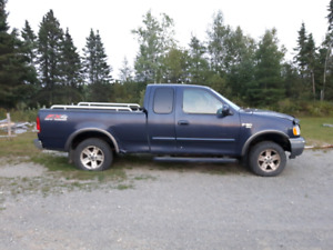 Ford f150 2002 4x4